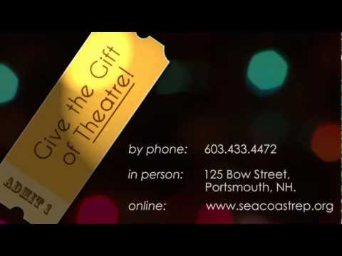 Give the Gift of Theatre 2012