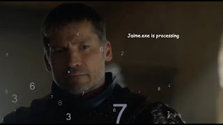 all the times jaime lannister was personally attacked