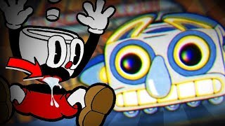 TOP SECRET NEW BOSS IN CUPHEAD! Hacking the GAME! Easter Eggs Secrets And More