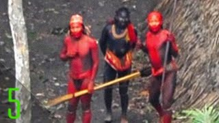 Uncontacted Tribes - 5 Most Mysterious and Recently Discovered