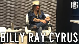 """Billy Ray Cyrus Tells Untold Story Of How """"Old Town Road"""" Remix Came Together"""