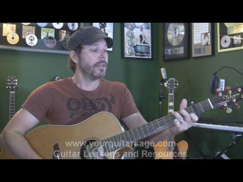 Maggie May by Rod Stewart - Guitar Lessons for Beginners Acoustic songs