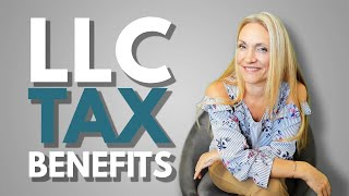 Tax Benefits of LLC vs. Sole Proprietor vs. S-corp - How does the LLC save taxes?