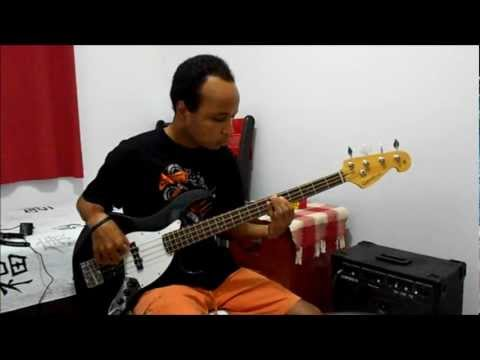Baixar Adele - Set Fire To The Rain (Bass Cover with TABs) [Reggae Version]