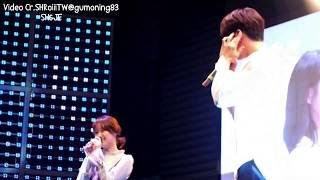 [EngSub] Song Ji Eun as Special Guest @ Sung Hoon's Fanmeeting in Seoul [17.09.2017]