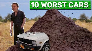 Here Are the 10 Worst Cars I've Ever Reviewed