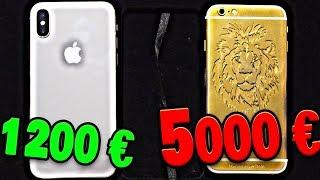iPhone X VS iPhone D'ORO! - [SCONTRO SPECIALE!]
