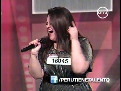 Baixar Susan Prieto - Audición Perú Tiene Talento (Listen - Beyonce)