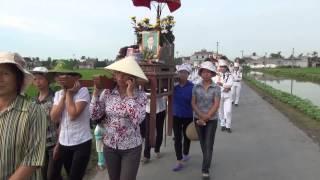 Lễ tang ông Phạm Văn Mộc xã tiền Phong  vĩnh Bảo phần 4