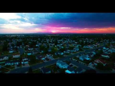 Sunset Drone July 3