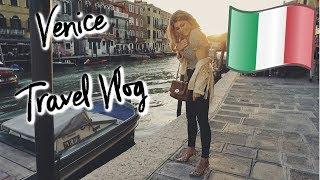 Venice Travel Vlog #bucketlist