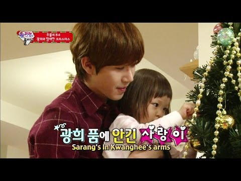 The Return of Superman | 슈퍼맨이 돌아왔다 - Ep.8 (2014.01.12)