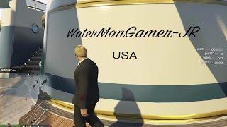 GTA5 Online-Giám đốc giới thiệu Cty và du thuyền triệu đô