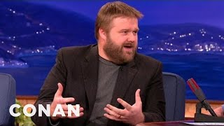 "Robert Kirkman's Rejected ""Walking Dead"" Products - CONAN on TBS"