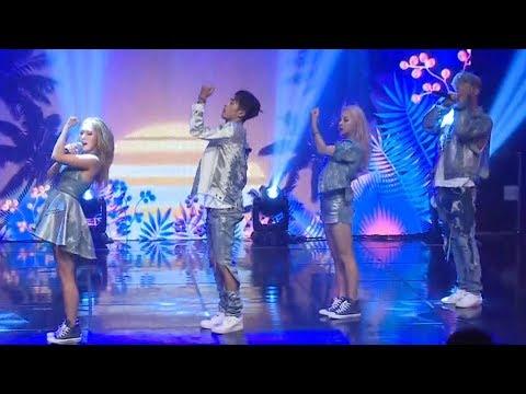 KARD 'Hola Hola' & 'Oh NaNa' & 'Don't Recall' & 'Rumor' Showcase Stage (카드, 올라 올라, Oh NaNa, RUMOR)
