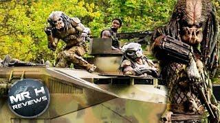 The Predator Trailer Release Date Rumoured