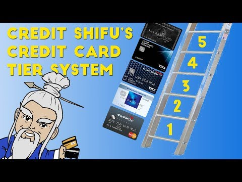 How to Climb the Credit Card Ladder (Tier System Explained)