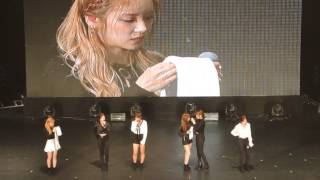 Apink台北演唱會2016 - Crying+The Wave YouTube 影片