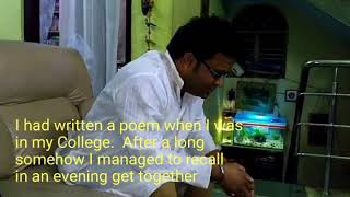 Gadai.. After a long time recalling his own lines