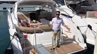 [Review] - Azimut Atlantis 34 tại Cannes Yacht Show 2017