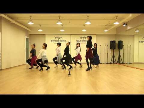 Rainbow(레인보우) - Bad Man Crying(나쁜 남자가 운다) Dance Practice Ver.