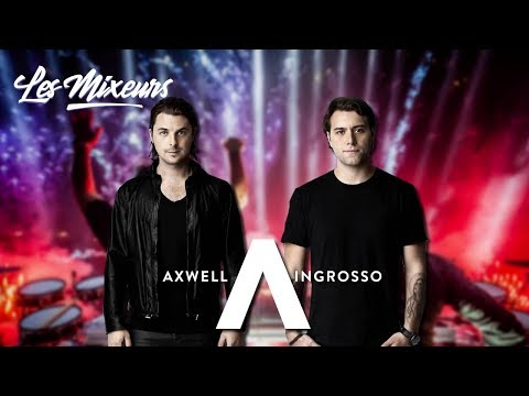 Les Mixeurs - Interview Axwell /\ Ingrosso @Balaton Sound 2017