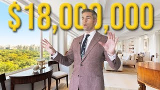 This Is What $18,000,000 Gets You In New York City   Ryan Serhant Vlog #041