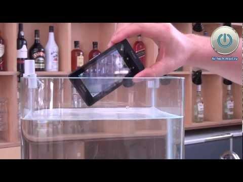 Предварительный обзор Sony Xperia go и Xperia acro S