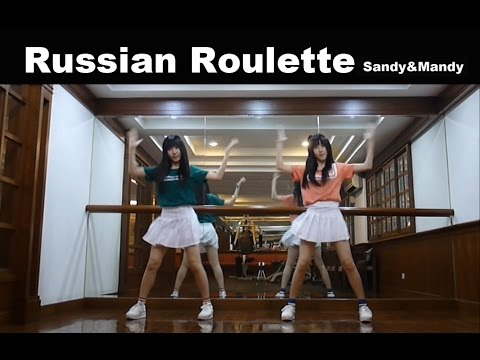Red Velvet Russian Roulette by Sandy&Mandy (dance cover)