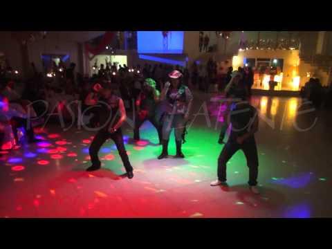 Bailes para Quince Años - PASION LATENTE #Tribal & Quebradita