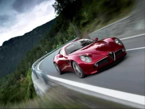 Alfa Romeo Beauties (Music : Deep Purple - Never A Word)