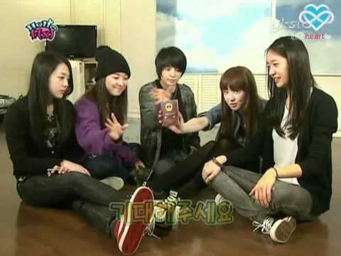 [HeartfxSubs] Hello f(x) - Episode 2 Part 1 (ENG)