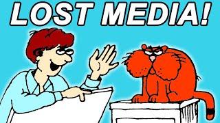 Finding Lost Garfield Comics
