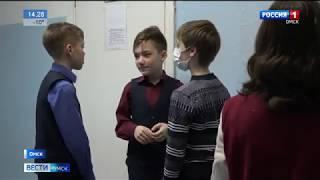 Заболеваемость гриппом и ОРВИ в Омской области набирает обороты