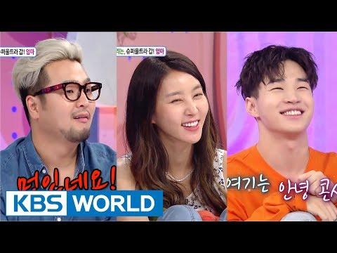Hello Counselor - Kim Taewoo, Kim Jungmin, Henry [ENG/THA/2017.07.10]