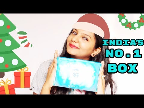 INDIA'S NO.1 SUBSCRIPTION BOX – Unboxing of December Month || TAKE GIVEAWAY POLL AT THE END ||