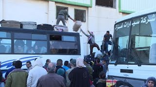 السلطات المصرية تفتح معبر رفح أربعة ايام     -
