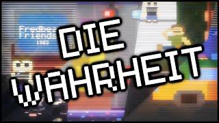 Die WAHRHEIT über Five Nights at Freddy's 4 - komplette Geschichte ERKLÄRT - FNAF 4 (Deutsch/German)