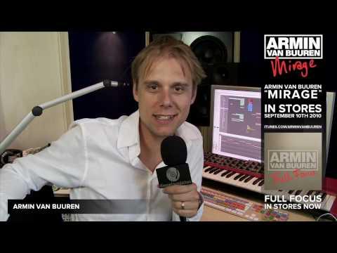 Armin van Buuren - Full Focus (Official Music Video) [High Quality]