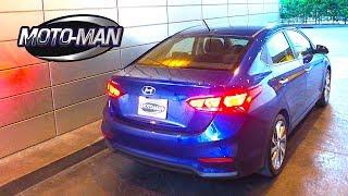 2018 Hyundai Accent • 2018 Hyundai Verna TECH REVIEW (1 of 2)