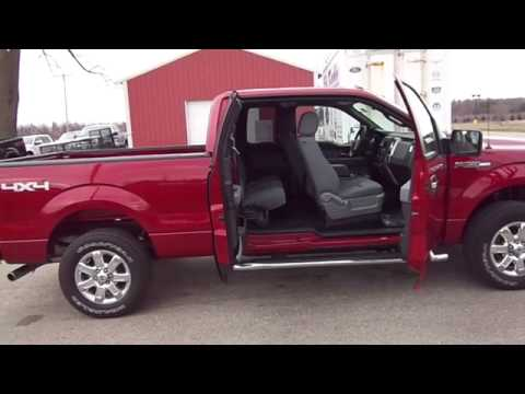 Ed Koehn Ford >> 2013 Ford F-150 - Extended Cab Pickup used, Grand Rapids, West Michigan, Greenville, Cedar - YouTube