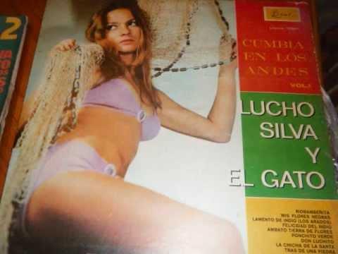 LUCHO SILVA Y EL GATO.- PONCHITO VERDE (CUMBIA ANDINA)
