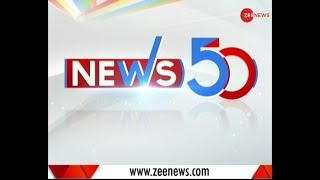 News50: Watch top news stories of the day, 13th Nov, 2018