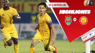 Highlights | Bình Dương - Thanh Hóa | Xuất sắc giành vé chơi trận play-off | VPF Media