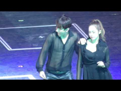 141213 TVXQ T1ST0RY in Taipei - Heaven's Day