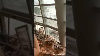 BTS bão Mangkhut có sức gió 200km/h mạnh NTN? (Siêu bão Mangkhut)