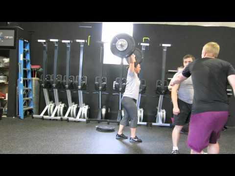 Weightlifting Seminar: June 15 16