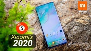 Xiaomi's TOP 5 Upcoming smartphones in 2020 | Top 5 Xiaomi's Mobiles Price & release date🔥🔥