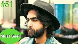 HOW TO STYLE HAIR (RANBIR KAPOOR HAIRSTYLE IN SANJU MOVIE) Haircut Tutorial UAE/DUBAI 2018 - YouTube
