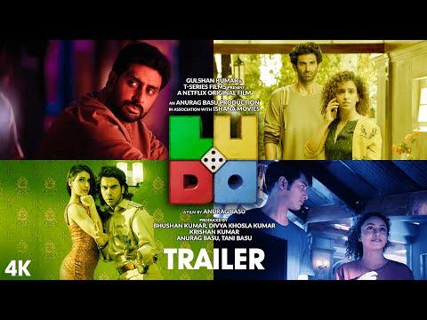 Official trailer of Ludo ft. Abhishek Bachchan, Rajkummar Rao
